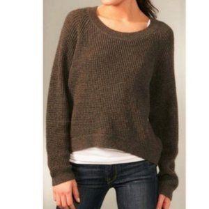 Vince | Waffle Knit Yak Wool Blend Sweater
